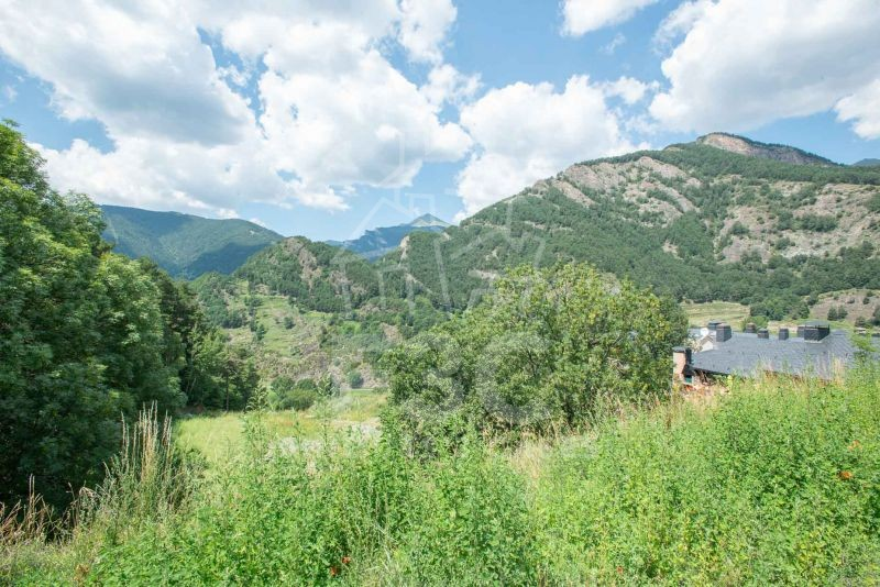 Building land for sale in Ordino